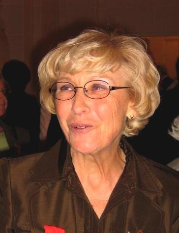 Marie-Claude Beaudeau, présidente du comité