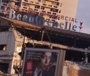 Ancien centre commercial